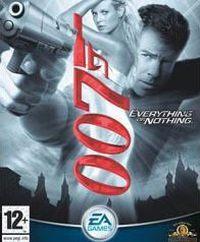 Okładka James Bond 007: Everything or Nothing (PS2)