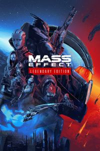 Mass Effect: Legendary Edition (PC cover