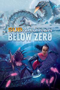 Subnautica: Below Zero (PC cover
