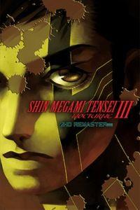 Shin Megami Tensei III: Nocturne HD Remaster (PC cover