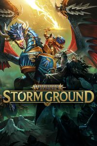 Warhammer Age of Sigmar: Storm Ground (PC cover