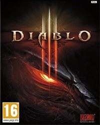 Game Box for Diablo III (PC)