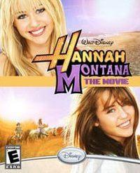 Okładka Hannah Montana The Movie (PC)