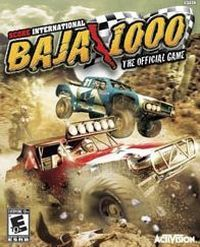 Game Box for Score International: Baja 1000 (PC)