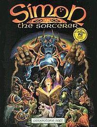 Okładka Simon the Sorcerer (1993) (PC)