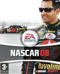 Okładka NASCAR 08 (X360)
