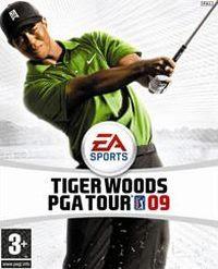 Okładka Tiger Woods PGA Tour 09 (PSP)