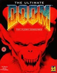 Okładka The Ultimate Doom (PC)