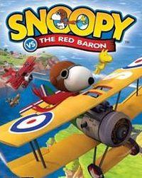 Okładka Snoopy vs The Red Baron (PS2)