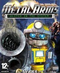 Okładka Metal Arms: Glitch in the System (PS2)