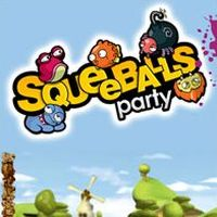 Okładka Squeeballs Party (Wii)