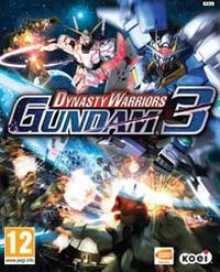 Dynasty Warriors: Gundam 3 (PS3 cover