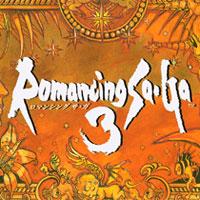 Game Box for Romancing SaGa 3 (PC)