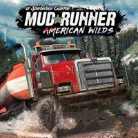 Okładka Spintires: MudRunner - American Wilds (PC)