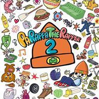 Game Box for PaRappa the Rapper 2 (PS2)