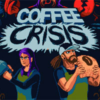 Game Box for Coffee Crisis (PC)