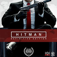 Game Box for Hitman: Definitive Edition (PS4)