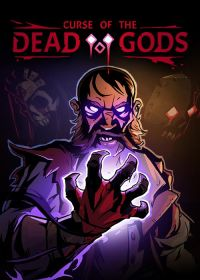 Game Box for Curse of the Dead Gods (PC)