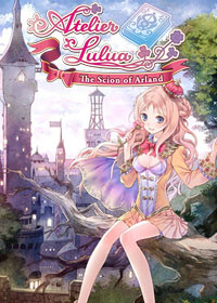 Game Box for Atelier Lulua: The Scion of Arland (PC)