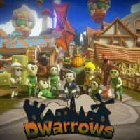 Game Box for Dwarrows (PC)