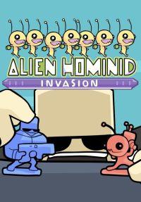 Okładka Alien Hominid Invasion (PC)