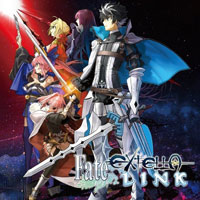 Game Box for Fate/Extella Link (PS4)