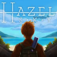 Hazel Sky (PC cover