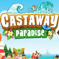 Game Box for Castaway Paradise (PS4)