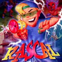 Okładka Rascal (PS1)