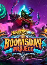Game Box for Hearthstone: The Boomsday Project (PC)