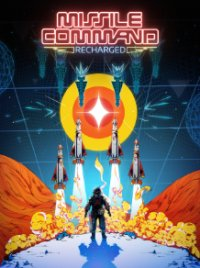 Okładka Missile Command: Recharged (Switch)