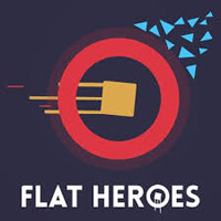Game Box for Flat Heroes (PC)