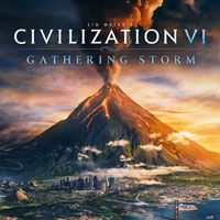 Game Box for Sid Meier's Civilization VI: Gathering Storm (PC)