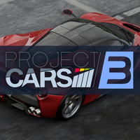 Game Box for Project CARS 3 (PC)