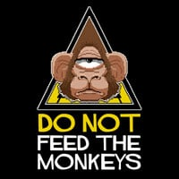 Okładka Do Not Feed the Monkeys (Switch)