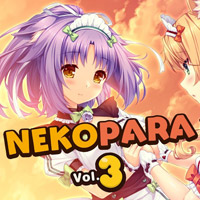 Game Box for Nekopara Vol. 3 (PS4)