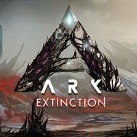 Game Box for ARK: Extinction (PS4)