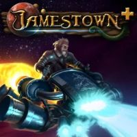 Okładka Jamestown+ (PC)