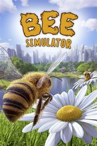 Okładka Bee Simulator (PC)