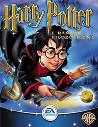 Okładka Harry Potter and the Sorcerer's Stone (PC)