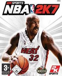 Game Box for NBA 2K7 (PS2)