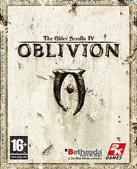 Okładka The Elder Scrolls IV: Oblivion (PC)