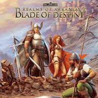 Okładka Realms of Arkania: Blade of Destiny HD (PS4)