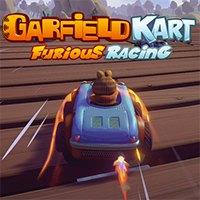 Okładka Garfield Kart: Furious Racing (PC)