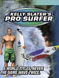 Okładka Kelly Slater's Pro Surfer (PC)