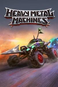Okładka Heavy Metal Machines (XONE)