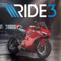 Game Box for RIDE 3 (PC)