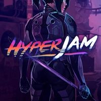Game Box for Hyper Jam (PS4)