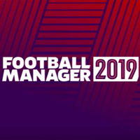 Game Box for Football Manager Touch 2019 (PC)