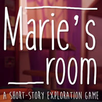 Okładka Marie's Room (PC)